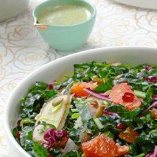 Greens and Citrus Salads