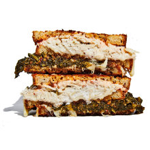 The Collard Green Melt